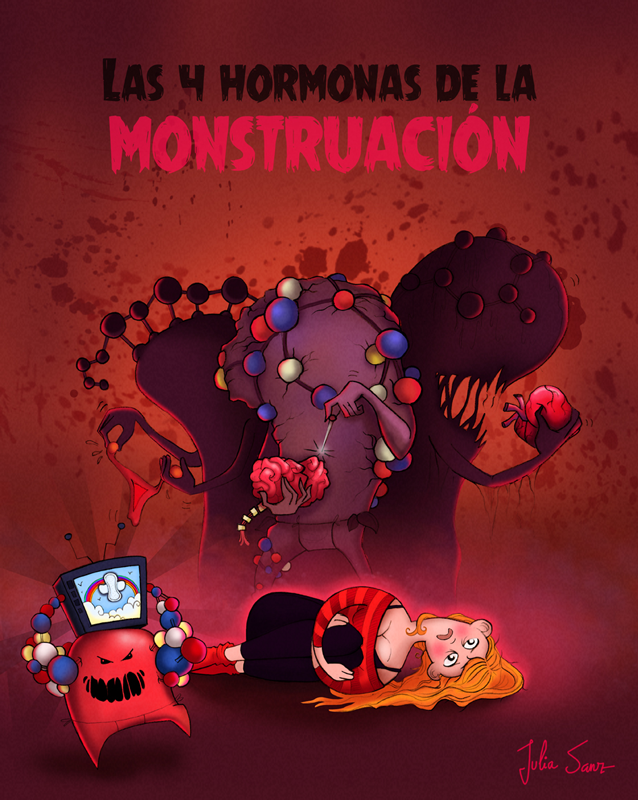 hormonas-monstruacion